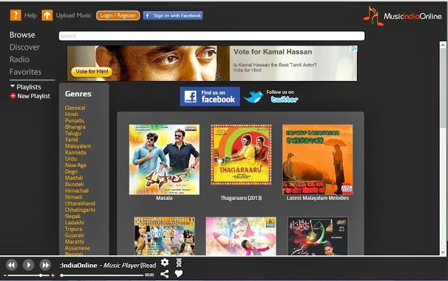 music india online