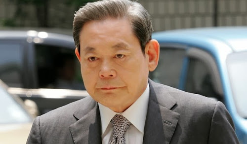 son of samsung founder