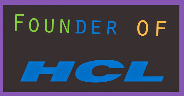 founder-of-hcl