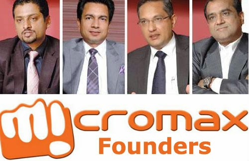 Micromax-Founders