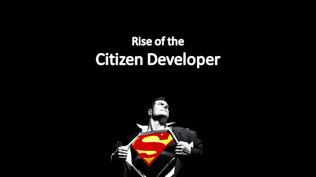 Rise-OfTheCitizenDeveloper